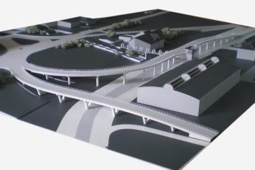 Проект развязки на ул. Балтахинова в Улан-Удэ